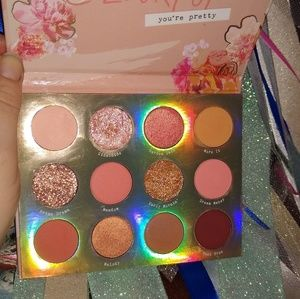 Colour pop sweet talk eye shadow palette!!!